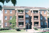 Bellaire Apartments, 1902 North Talbott Street, 1986 (Indianapolis, Ind.)
