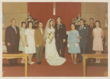 Joe Cahill and Lucy Ritter wedding