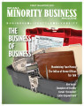 Indiana minority business magazine, 2011 Quarter 1