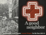 American Red Cross of Greater Indianapolis Annual Report, 1972-1973