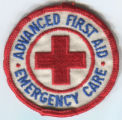 Advanced first aid and emergency care patch