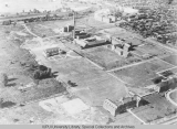 Aerial of IUPUI Looking NE, ca. 1932.