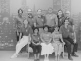 Admissions Office staff, 1993