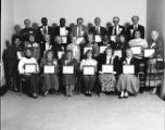 25 years of service recognition ceremony, 1994