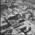 Aerial of IUPUI Looking NW, 1984.