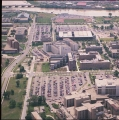 Aerial of IUPUI Looking S, 1989.