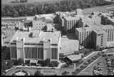 Aerial of IUPUI Looking N, 1986.