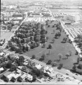 Aerial of IUPUI Looking S, 1985.