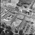 Aerial of IUPUI Looking NE, 1985.