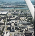 Aerial of IUPUI Looking S, 1988.