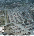 Aerial of IUPUI Looking E, 1992.
