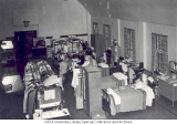 Ball Residence Hall Interior, ca. 1946.