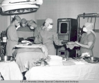 Surgery, 1948 or 1949.