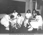 Cerebral Palsy Clinic, 1958.