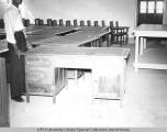 Desks, 1958