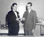 Donation Presented to J. J. Mahoney, 1951.