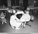 Birthday Party at Riley Hospital, n.d.