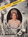 1960 Indianapolis '500' Festival Souvenir Program