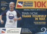 10K Registration Postcard, 2012