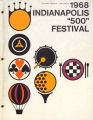 1968 Indianapolis '500' Festival Souvenir Program