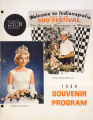 1964 Indianapolis '500' Festival Souvenir Program