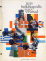 1971 Indianapolis '500' Festival Souvenir Program