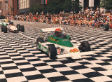 #46 National Car in Parade, 1987