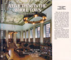 1991, Live thing in the whole town : the history of the Indianapolis-Marion County Public Library,...