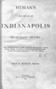 1909, Hyman's handbook of Indianapolis : an outline history.
