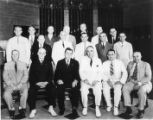 1937-1938 International Board of Trustees