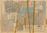 Indianapolis Baist Atlas Plan # 23, 1927