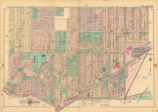 Indianapolis Baist Atlas Plan # 22, 1941