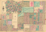 Indianapolis Baist Atlas Plan # 23, 1941