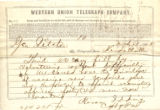 Hiram Iddings to W. H. H. Terrell, 1865-03-20
