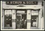 Staub & Son Merchant Tailors, Indianapolis
